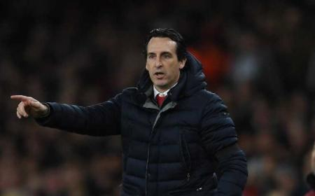 Emery Twitter uff Arsenal