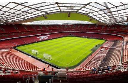 Emirates Stadium Foto arsenalpics
