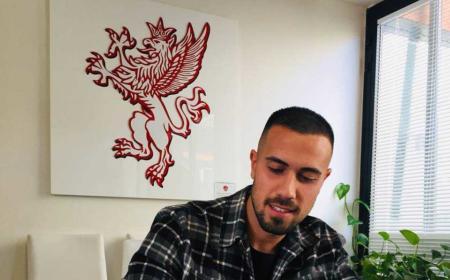 Falzerano firma Perugia Twitter