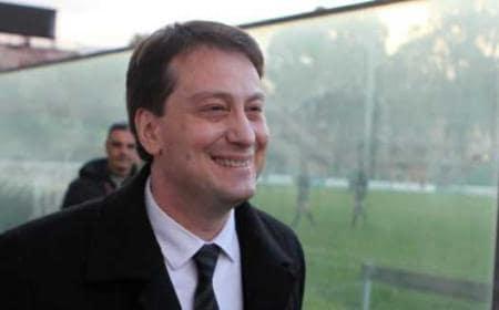 Gallo Luca presidente Reggina sito
