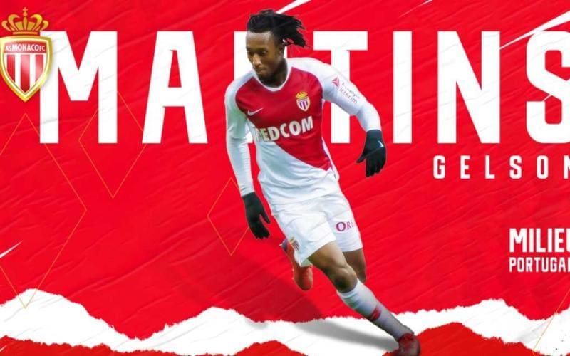 Gelson Martins sito uff Monaco