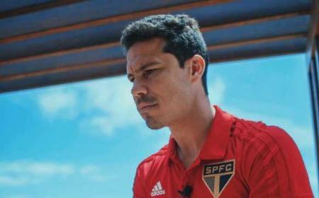 Hernanes intervista San Paolo Twitter