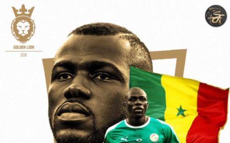 Koulibaly miglior calciatore 2018 Foto Senegal Football