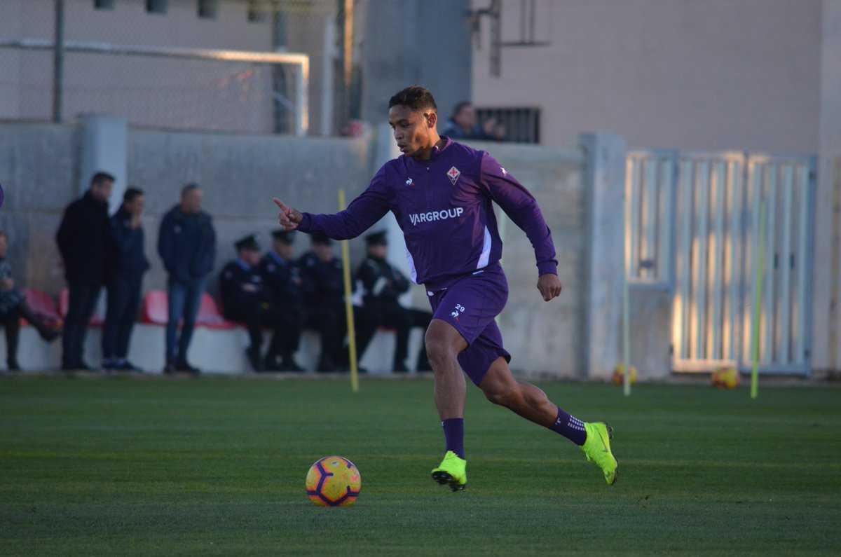 Muriel Fiorentina trasferimento calciomercato Siviglia
