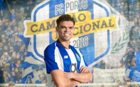 Pepe Twitter Porto