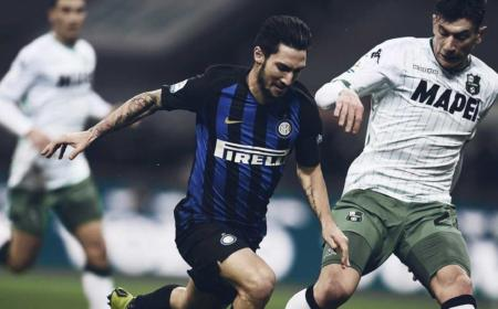 Politano vs Sassuolo Foto Inter Twitter