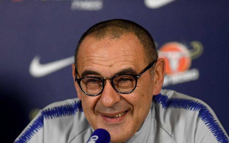 Sarri conferenza arrivo Higuain Chelsea Twitter