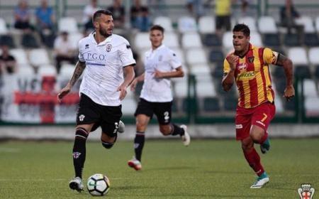 Torromino Pro Vercelli Lecce Coppa Italia sito ufficiale Pro Vercelli