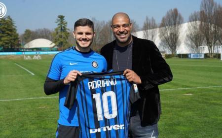 Adriano Twitter uff Inter