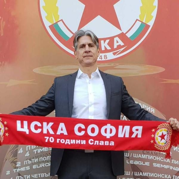 CRISTIANO GIARETTA sito uff CSKA Sofia
