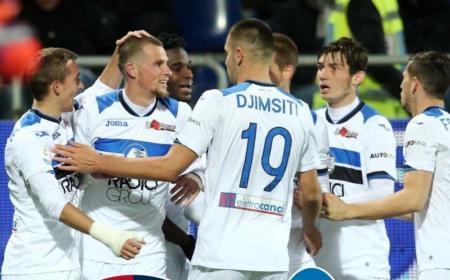 Cagliari Atalanta 0-1