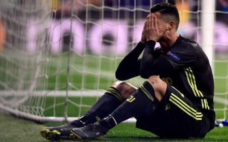 Cristiano Ronaldo vs Atletico Madrid Foto Marca