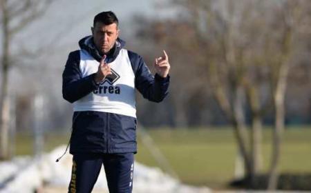 D'Aversa training Parma Twitter