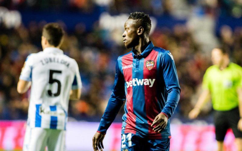Emmanuel Boateng sito uff Levante