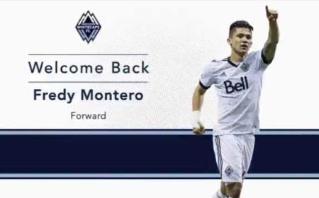 Fredy Montero Vancouver Whitecaps Twitter