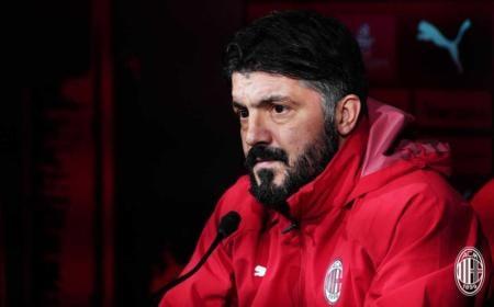 Gattuso conferenza 2019 Milan Twitter