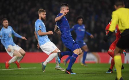 Giroud vs Malmo Foto Chelsea Twitter