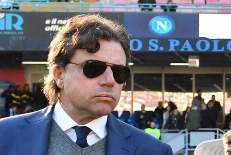 Giuntoli Twitter uff Napoli