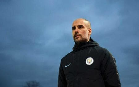 Guardiola training 2019 Manchester City Twitter