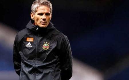 Kühbauer allenatore Rapid Vienna Foto diepresse