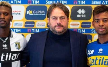 Machin Diakhate sito uff Parma