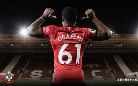 Obafemi Twitter uff Southampton