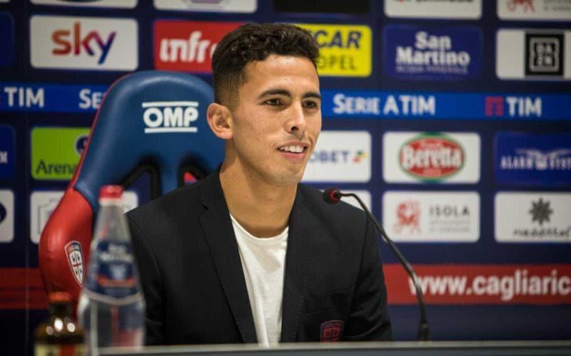 Oliva coferenza Cagliari Twitter