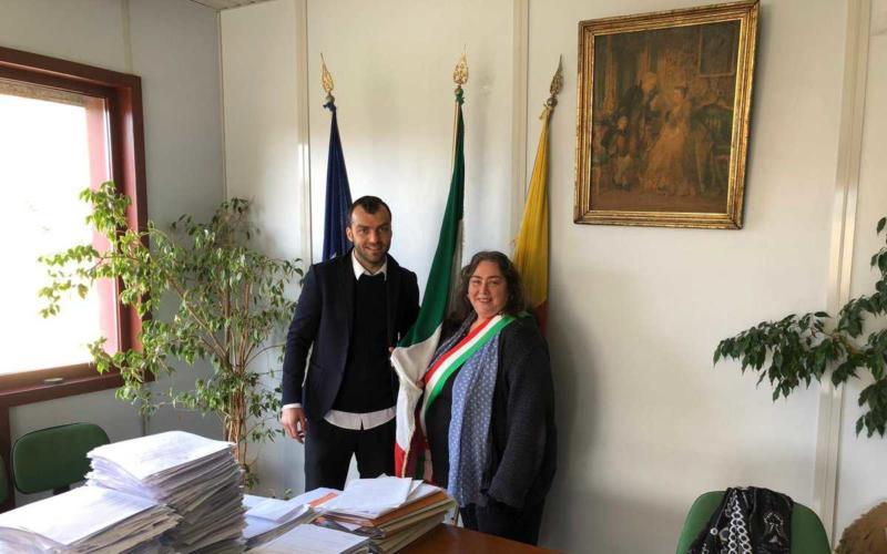 Pandev cittadinanza italiana Foto Genoa Twitter