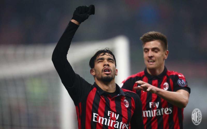 Paquetà Twittr uff Milan