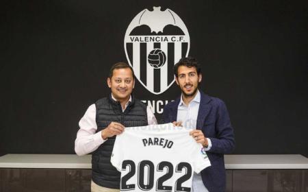 Parejo Valencia Twitter uff