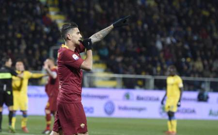 Pellegrini gol Roma Twitter
