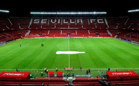 Sanchez Pizjuan Siviglia Stadio Foto Seville Traveller