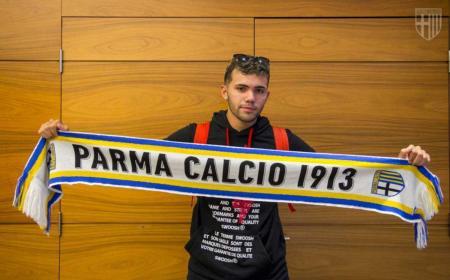Schiappacasse Twitter uff Parma