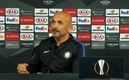 Spalletti conferenza Europa League Foto Inter You Tube