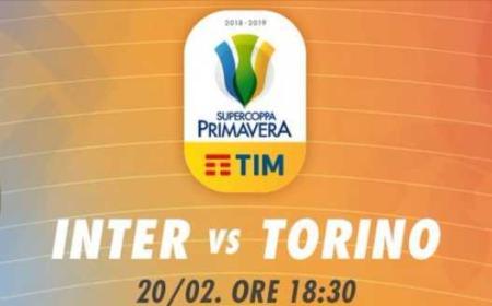 Supercoppa Primavera 2019 Inter Torino