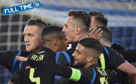 Zurigo Napoli 1-3