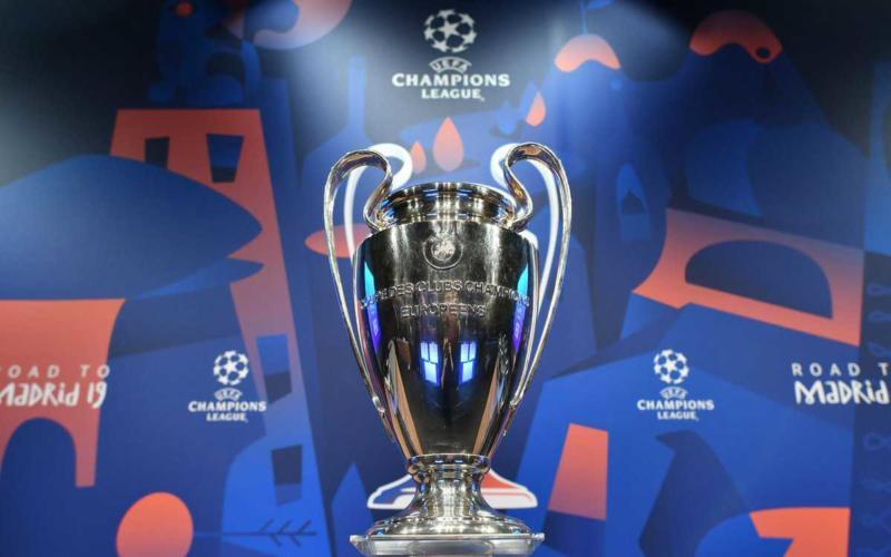 Champions League Twitter uff