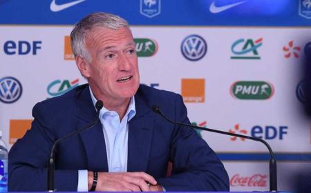 Didier Deschamps foto L'Equipe