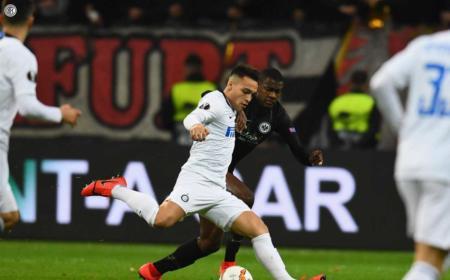 Lautaro Martinez Twitter uff Inter