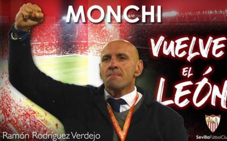 Monchi sito uff Siviglia