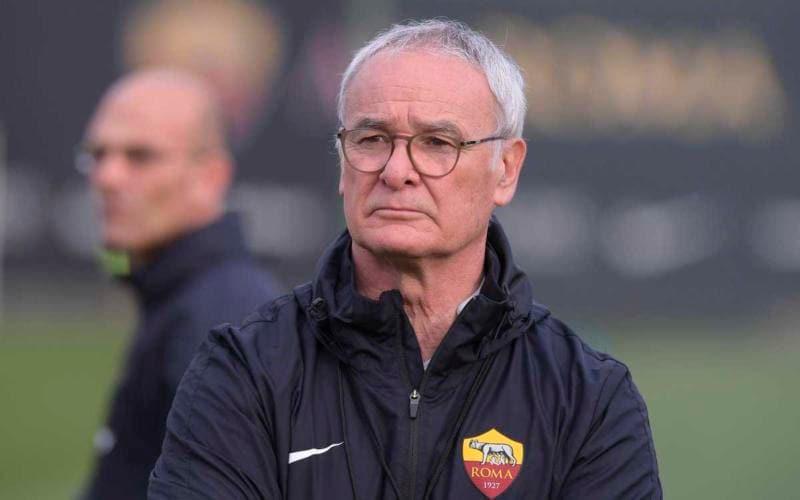 Ranieri Twitter uff Roma
