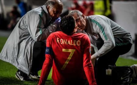 Ronaldo Twitter uff Uefa