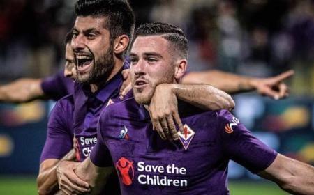 Veretout Twitter uff Fiorentina