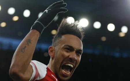 aubameyang twitter uff Arsenal