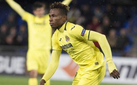 Chukwueze Villareal foto As