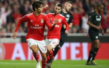 Joao Felix Benfica Foto Twitter Europa League