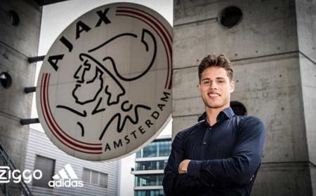 Kik Pierie foto twitter uff Ajax