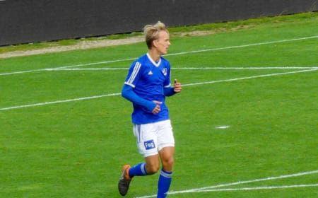 Kristensen Foto Twitter Lyngby Boldklub