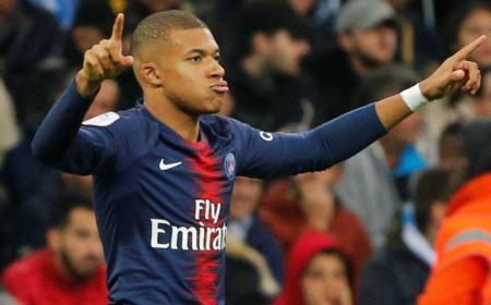 Kylian Mbappe Foto As