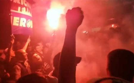 festa tifosi atalanta foto bergamonews
